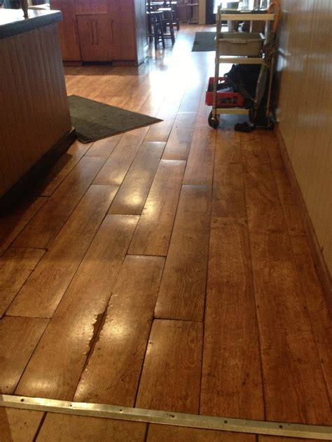 hardwood floors buckling humidity why floors fail master floor covering standards institute