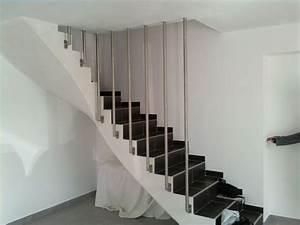 awesome rampe d escalier design ideas lalawgroupus With cage d escalier exterieur 5 rampe descalier 59 suggestions de style moderne