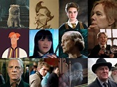 'C' Harry Potter Characters Quiz - By Flick