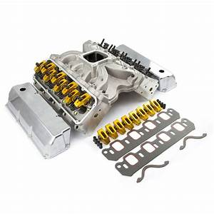 Ford 302 351c Cleveland Hyd Roller Cylinder Head Top End