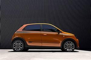 Fiche Technique Renault Twingo Gt 2019