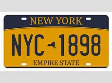 Give Us 30 You Told Us If NYS License Plates Would