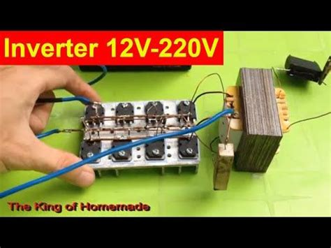 Induction Heater Circuit Volt Youtube Electronik