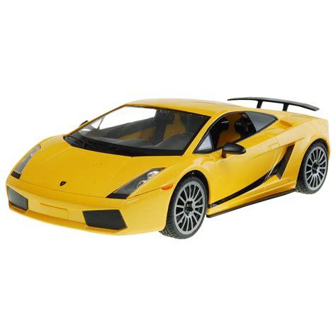 si e auto rc 2 remote car 1 14 scale rc licensed lamborghini