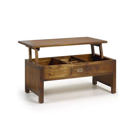 table basse relevable bois table basse relevable apero dinatoire