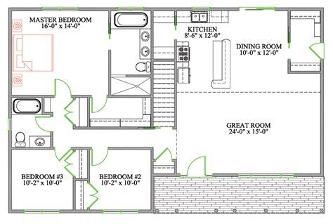 bungalow house plans with basement bungalow floor plans houses flooring picture ideas blogule