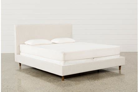 living spaces headboards beds bed frames free assembly with delivery living 12144 | 102210 0