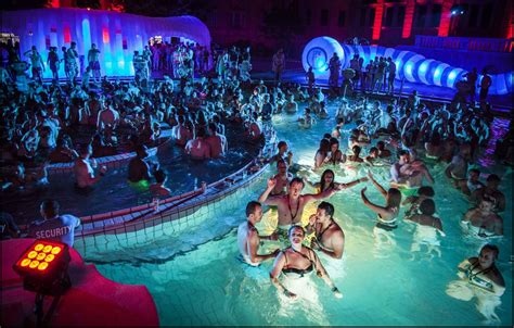 Spa Parties in Budapest