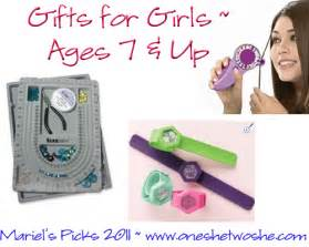 christmas gifts for girls ages 7 and up mariel s picks 2011 or so she says