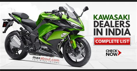 Kawasaki Bikes Price List 2018