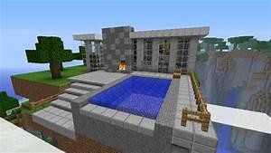 modle maison moderne stunning modle de maison sauge with With beautiful plan de belle maison 6 maison moderne minecraft plan