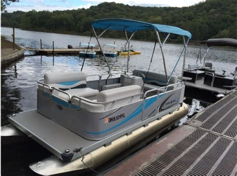 Used Paddle Qwest Boats For Sale by Paddle Pontoon Boats For Sale