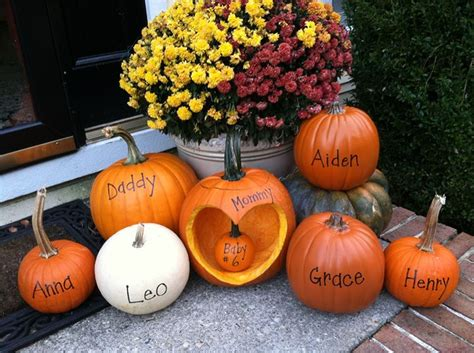 favorite halloween pregnancy announcement ideas parents