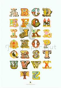 retro alphabet poster alphabet poster collections for kids With poster alphabet letters