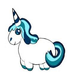 Clip Art Cute Unicorn