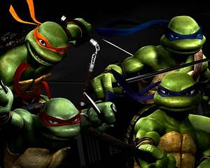 Teenage Mutant Ninja Turtles HD Wallpapers | Desktop ...