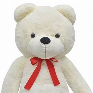 Teddybär Xxl Günstig : xxl weicher pl sch teddyb r wei 175 cm g nstig kaufen ~ Orissabook.com Haus und Dekorationen
