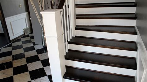 How to Paint Wooden Stairs and how to Prepare Timber