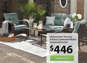 patio furniture at walmart canada myideasbedroom com