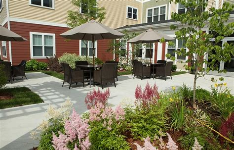 needham garden center wingate residences at needham assisted living and memory