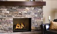 stone tile fireplace designs Stone Fireplace Mantels with Chimney - Traba Homes