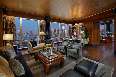luxury accommodations  manhattan mandarin oriental