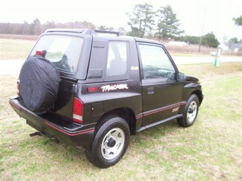 sidekick jeep 94 geo tracker auto 4x4 convertible sidekick jeep runs