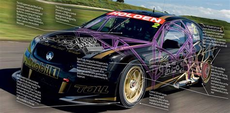 v8 supercar technical specifications the supercars collective