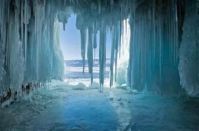 Ice Cave Desktop Backgrounds Wallpapers