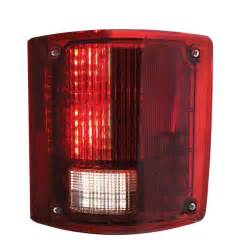 chevy truck tail lights 1973 87 chevy gmc truck led sequential tail light w o trim