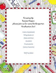 1000 images about preschool graduation ideas on 601 | Kindergarten Graduation Invitation Free Template Image Geographics 6