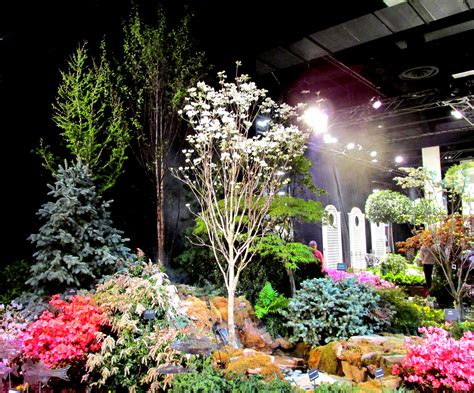 2015 boston flower show a moveable garden
