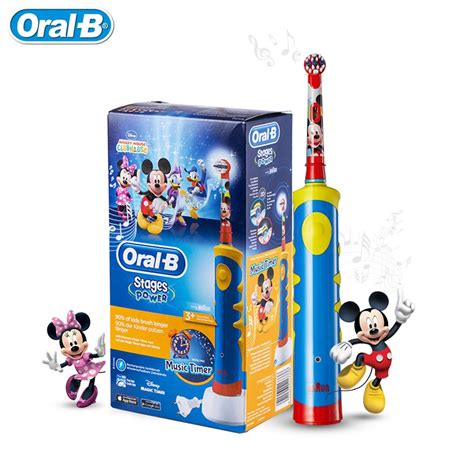Oral B D10 Children Electric Toothbrush EB10 Replaceable