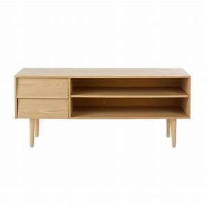meuble tv vintage With meuble tv maisons du monde 0 meuble tv vintage 2 portes tricolore paulette maisons du