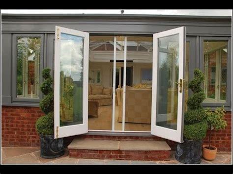 bifold patio doors folding patio doors with screens