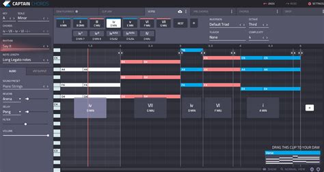 Easily Write Chords For Your Production With Captain