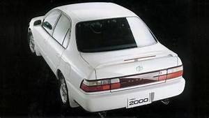 Toyota Corolla Trd2000  1994   Un Rara Avis De Solo 10