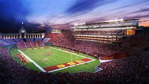 Los Angeles Coliseum Renovations Pitched By USC Football