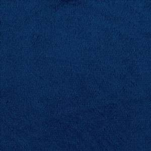 Shannon Minky Solid Cuddle 3 Midnight Blue - Discount