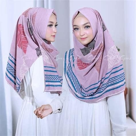 jilbab pashmina instan sala  model terbaru bundakunet