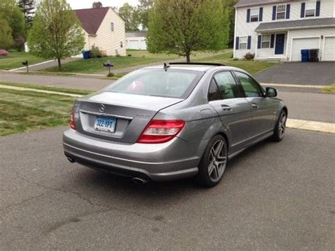 View all features and specs; Sell used 2008 Mercedes C300 4MATIC C-Class Sport loaded Amg Wheels Leather AWD Auto SAVE$ in ...