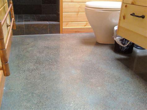 polished concrete bathroom floor concrete bathroom floor bathroom flooring 1200x900 remodel your home using polished concrete
