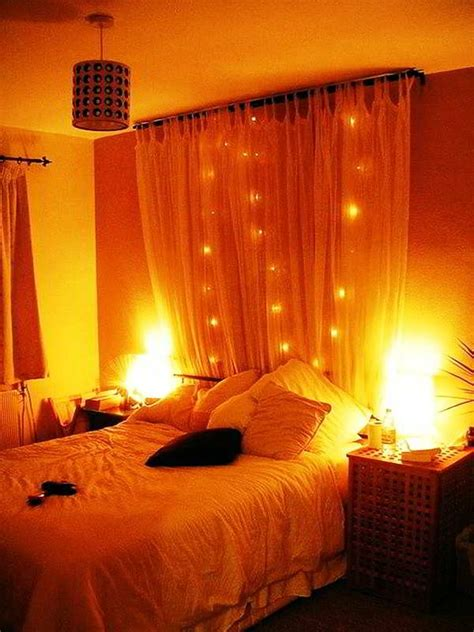 dekorasi interior kamar tidur pengantin romantis