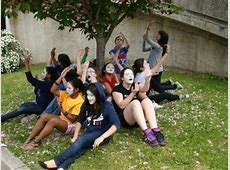 Mime Breaks Her Silence at Cloonan Middle School