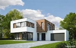 Haus Mit Holzverkleidung : haus kubus mit holzelementen kaufen sie diese ~ Articles-book.com Haus und Dekorationen