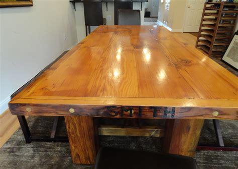 diy cedar outdoor dining table plans wooden  easy wood