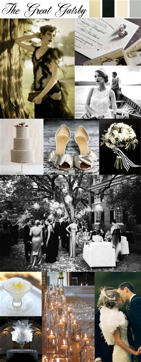 GREAT GATSBY WEDDING Wedding Theme Project Wedding Forums