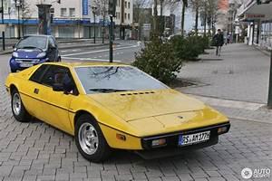 Esprit Automobile 17 : lotus esprit s1 5 may 2016 autogespot ~ Gottalentnigeria.com Avis de Voitures