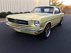 1965 Ford Mustang 289 V8-CLEAN PONY FROM THE SOUTH-VERY RELIABLE- Stock # 28954NSC for sale near ...