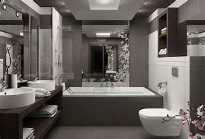 Kleine Badezimmer Einrichten : b der einrichten beispiele ~ Eleganceandgraceweddings.com Haus und Dekorationen